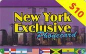 New York Exclusive Phonecard