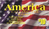 America calling the world