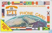 PTI phone card