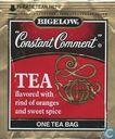 """Sachets et étiquettes de thé - Bigelow [r] - """"Constant Comment""""®"""
