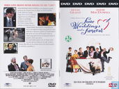 DVD / Video / Blu-ray - DVD - Four Weddings and a Funeral