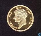 """Nederland 10 gulden 1808 Lodewijk Napoleon """"herslag"""" goud > afd. Penningen > Replica munten ."""