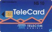 Cartes téléphoniques - Telecom Namibia - Service on Demand