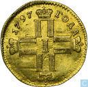 Rusland 1 Dukaat (10 roebel) 1797 CM