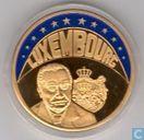 Luxembourg ECU 1997 Joseph Bech voor het wapen van Luxemburg