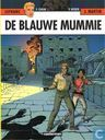 De blauwe mummie
