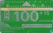 Telefoonkaarten - PTT Telecommunicatie - Standaardkaart 1986