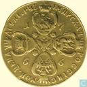 Rusland 10 roebels 1756