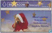 Cartes téléphoniques - Belgacom - Kerstkind