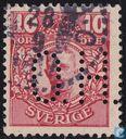"""Koning Gustaf V """"O.H."""""""