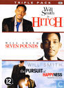 Hitch + Seven Pounds + The Pursuit of Happyness