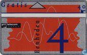 Phone cards - PTT Telecom - E. Mather. - alle verzekeringen -