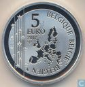 België 5 euro 2017 The First Heart Transplant