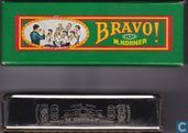 Hohner: Bravo: mondharmonica