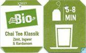 Sachets et étiquettes de thé - Das gesunde Plus (DM) -  6 Chai Tee Klassik