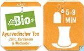 Sachets et étiquettes de thé - Das gesunde Plus (DM) -  4 Ayurvedischer Tee
