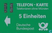 Telefon - Karte 5 Einheiten
