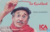 Cartes téléphoniques - Telia - ICA Kundkort