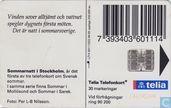 Cartes téléphoniques - Telia - Sommarnatt i Stockholm
