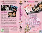 DVD / Vidéo / Blu-ray - Bande vidéo VHS - Trail of the Pink Panther