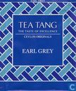 Teebeutel und Tee Etiketten - Tea Tang - Earl Grey