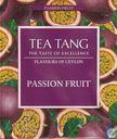 Teebeutel und Tee Etiketten - Tea Tang - Passion Fruit