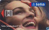 Cartes téléphoniques - Telia - Telia Telefonkort