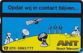 Cartes téléphoniques - PTT Telecom - ANT Bosch Telecom