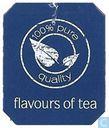 Autobar - 100% pure quality Flavours of tea / Rainforest Allance Certified Black Tea