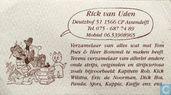 Visitekaartje (Bommel en Tom Poes)
