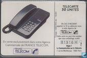 Cartes téléphoniques - France Telecom - Rondo