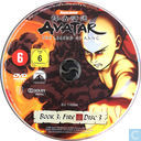 DVD / Vidéo / Blu-ray - DVD - Avatar: De legende van Aang, Natie 3: vuur deel 3