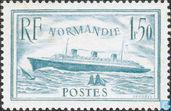 "Passenger ship ""Normandie"""