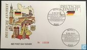 Postage Stamps - Germany, Federal Republic - German unity
