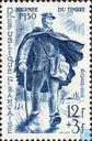 Postage Stamps - France [FRA] - Postman