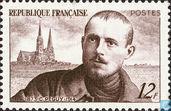 Postage Stamps - France [FRA] - Charles Péguy
