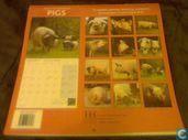 Divers - HERMES HOUSE - 2013 Calendar Pigs
