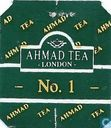 Ahmad Tea London - NO 1 -