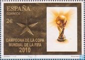 Spain world champion
