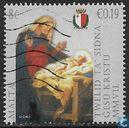 Postzegels - Malta - Kerstmis