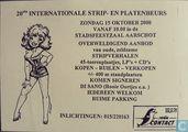 20ste Internationale strip- en platenbeurs