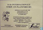 14e Internationale strip- en platenbeurs