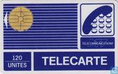 Telecarte 120 unités