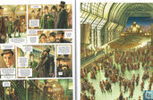 Comic Books - Vlindernetwerk, Het - Littekens