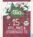 15 Apfel, Minze & Zitronengras Tee