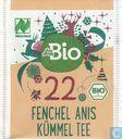 22 Fenchel Anis Kümmel Tee