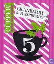 5 Cranberry & Raspberry