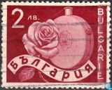 Postage Stamps - Bulgaria [BGR] - Rose and Oil of Roses