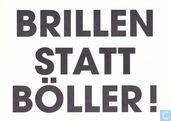 "0042 - Scharf Augenoptik ""Brillen Statt Böller!"""