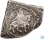 Rusland Polupoltinnik (0.25 Rub) 1654